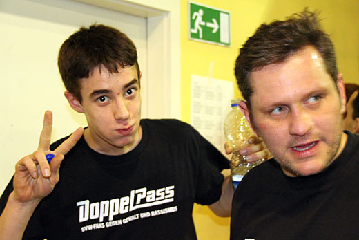 DoppelPass Dream Team beim Winter-Fanturnier 2010 - Bild 8