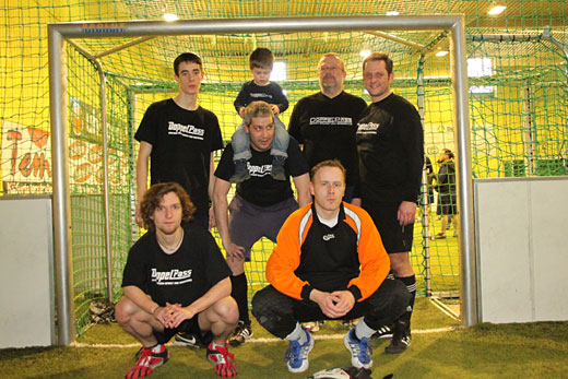 DoppelPass Dream Team beim Winter-Fanturnier 2010 - Bild 10