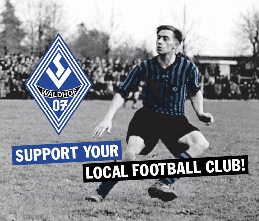 Support your local football club!