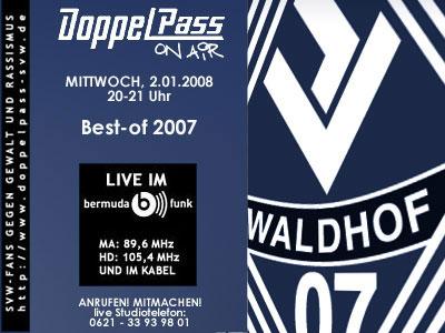"""DoppelPass - """"DoppelPass on Air"""" Best-of 2007"""