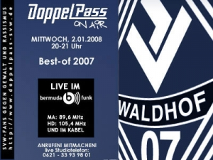 """DoppelPass on Air"" Best-of 2007"