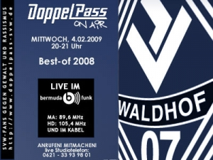 """DoppelPass on Air"" Best-of 2008"