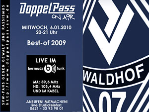 """DoppelPass on Air"" Best-of 2009"
