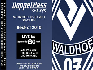 """DoppelPass on Air"" Best-of 2010"