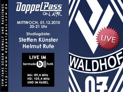 DoppelPass - Die Präsidentschaftskandidaten Steffen ...