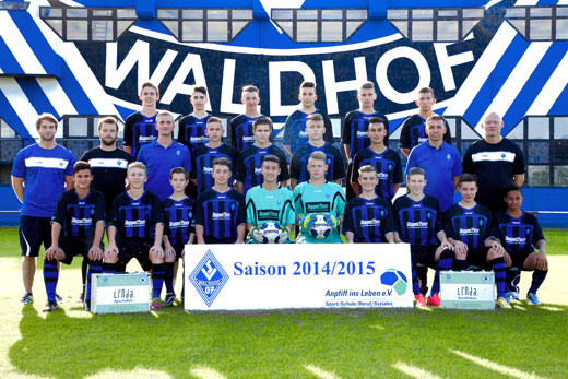 DoppelPass - Trikotsponsoring bei den U16-Junioren des SV ...